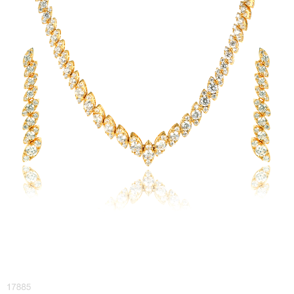 Remove term: cubic zirconia necklace and earring set cubic zirconia necklace and earring set