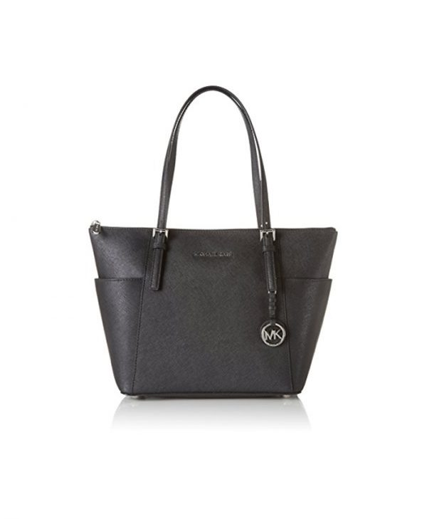 Handbag Greyish Black