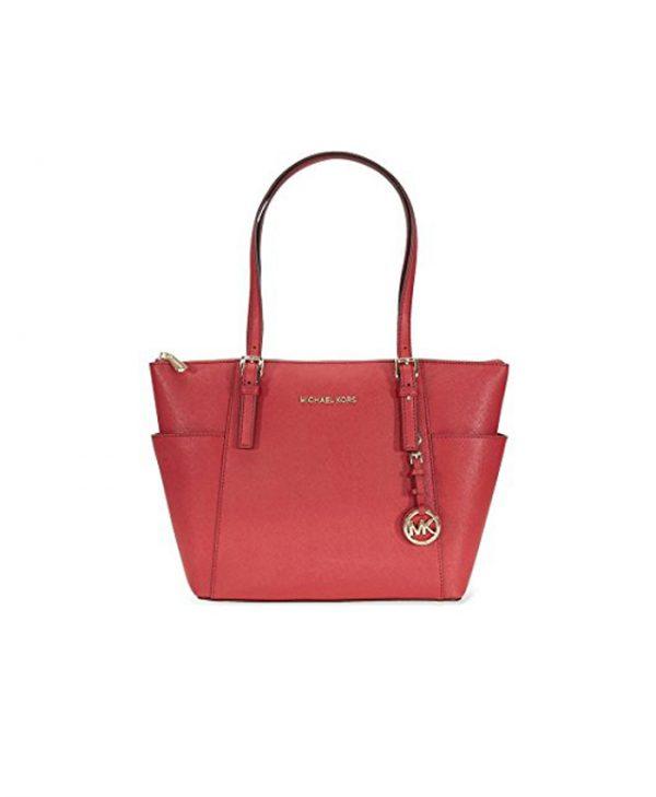 Handbag Matt Red