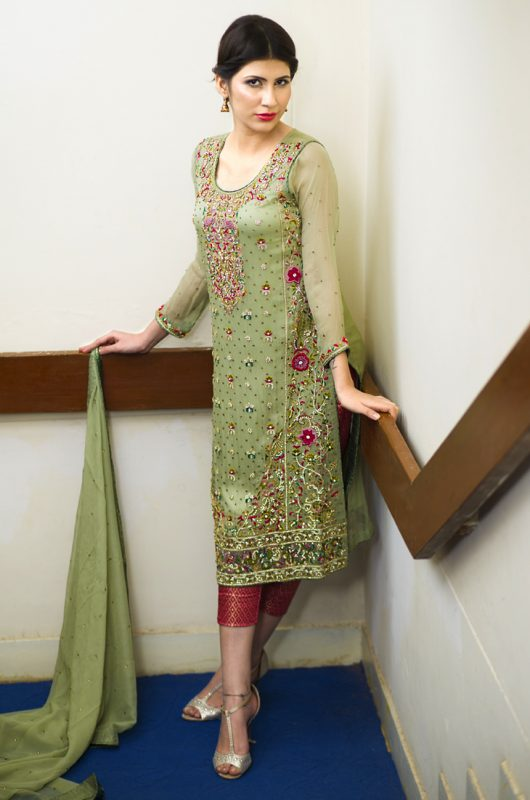 Pakistani Party Dress Online