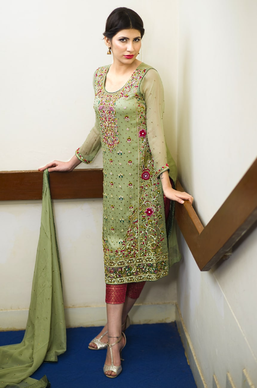 4aece8752edf6 Pakistani Designer Party Dresses Boutique Online in UK