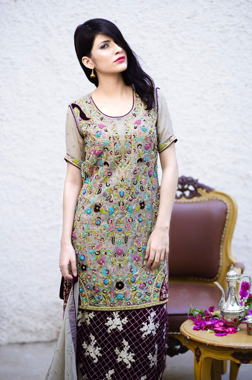 Pakistani Party Dresses with prices