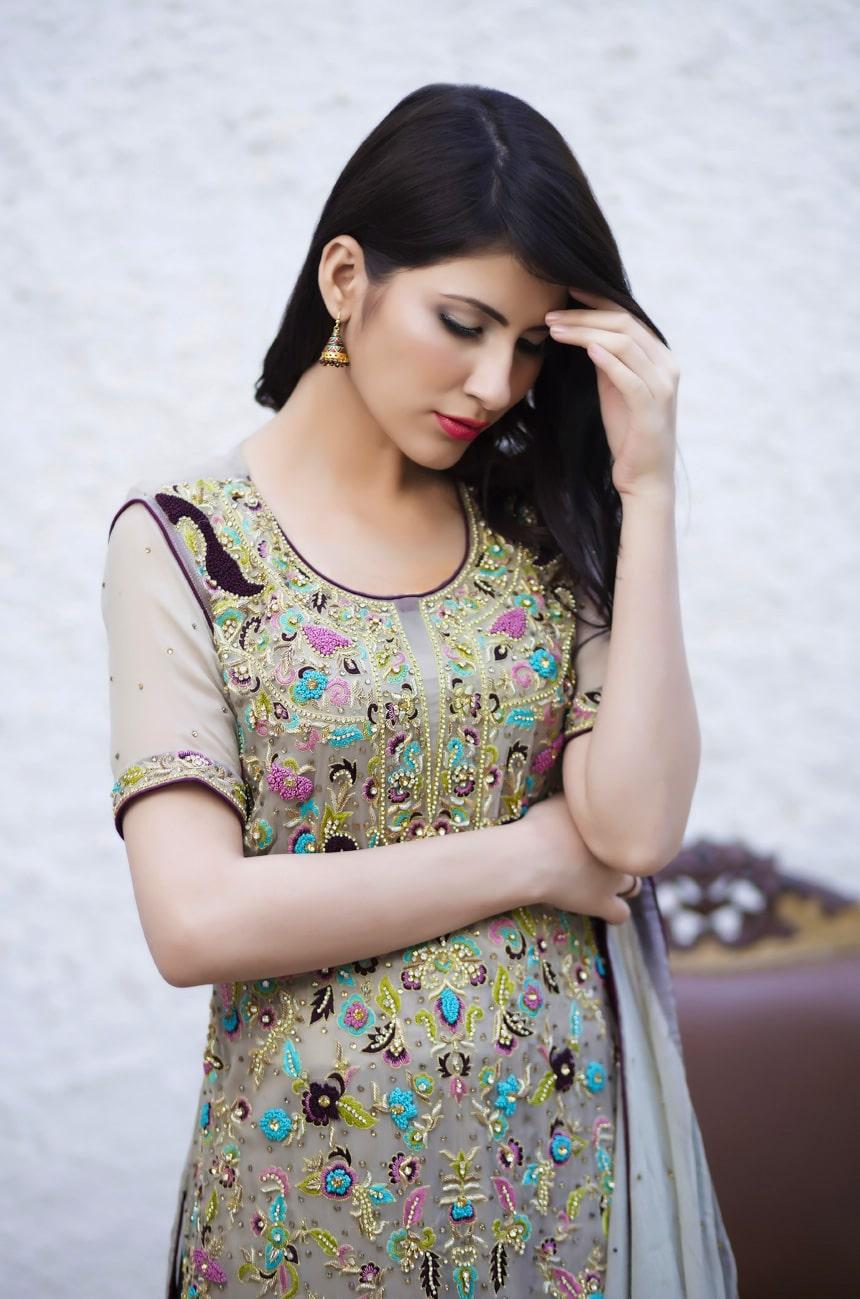 Pakistani Party Suit