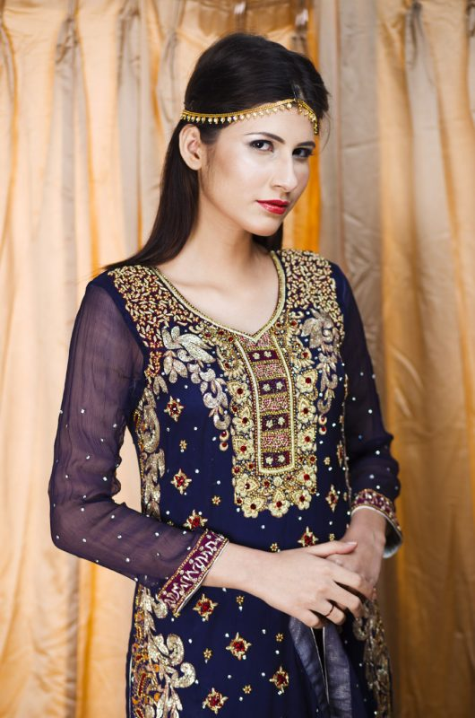 cc87870c76 royal blue pakistani designer dresses