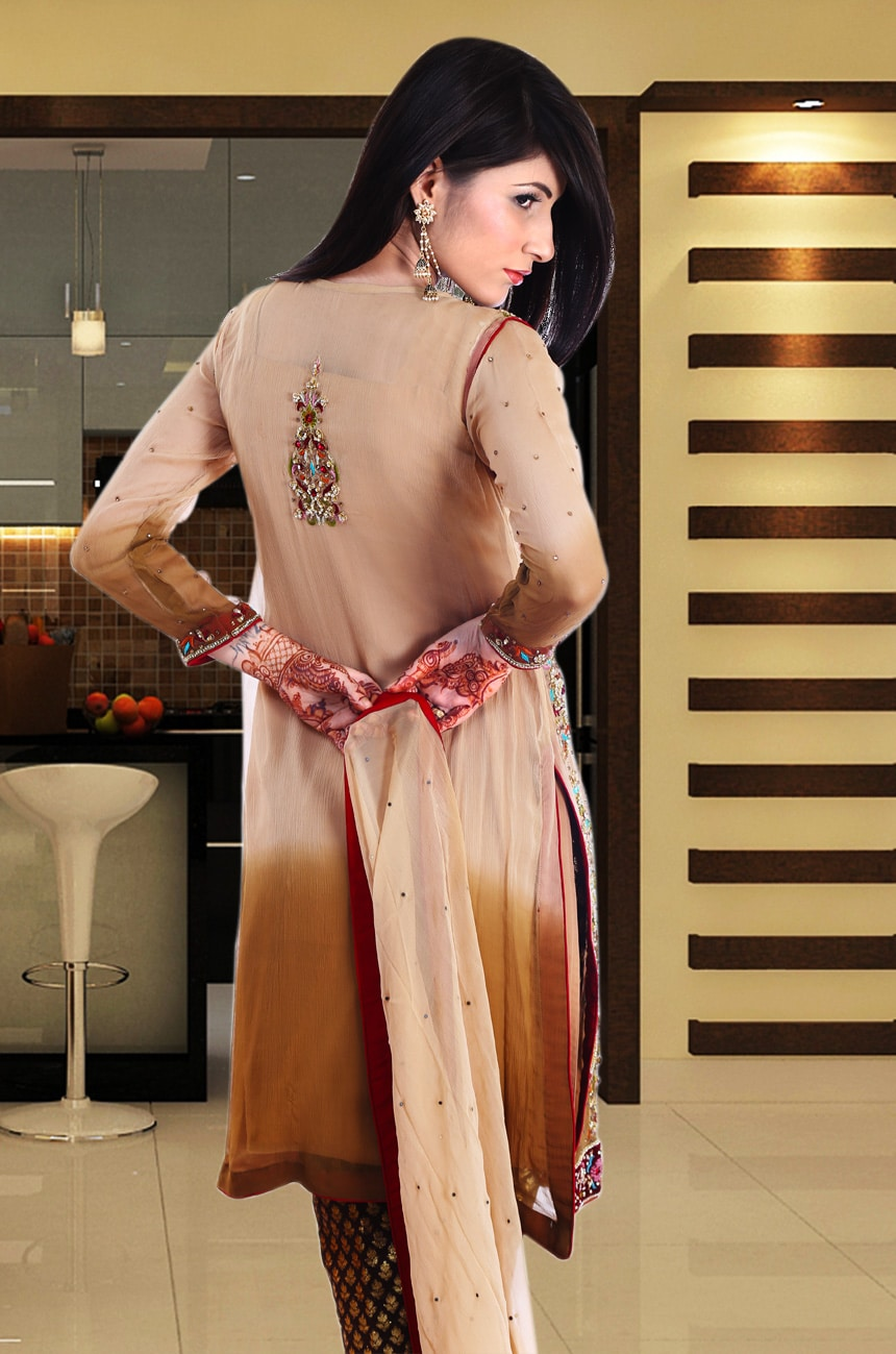 Hand Embroidery Dresses with prices