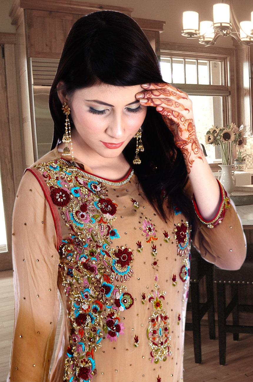 Hand Work dresses Pakistani