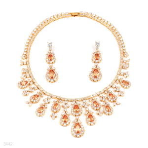 Frilled Drops jewelry