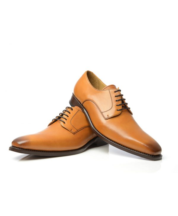 Real Leather Shoes Mens