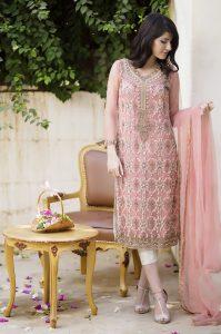 pink semi formal dresses