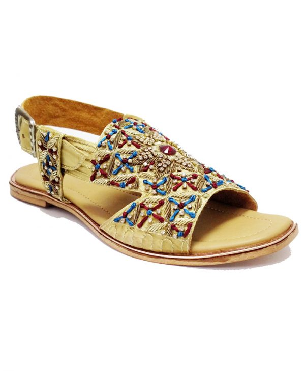 Thread Work Sandal