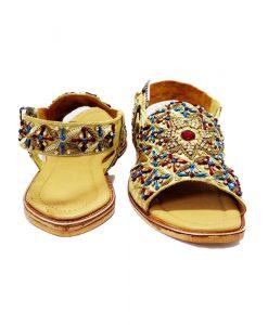 Thread Work Sandal