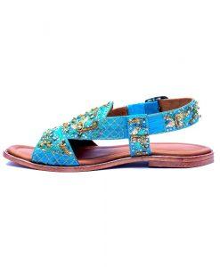 Sky Blue Sandal